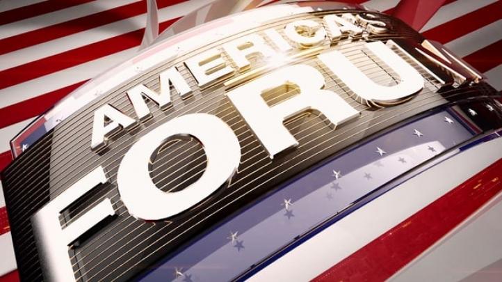 Newsmax America's Forum 10sec TV ID
