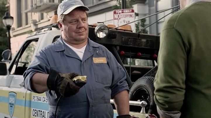 Dr. Scholls Tow Truck
